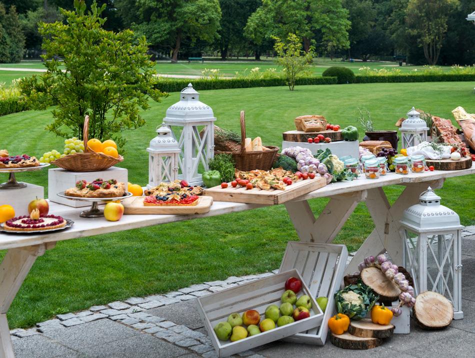Smaki lata w ofercie cateringowej Belvedere