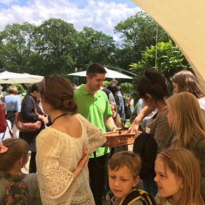 Muzeum Łazienki Królewskie i Belvedere Gourmet Group dla dzieci