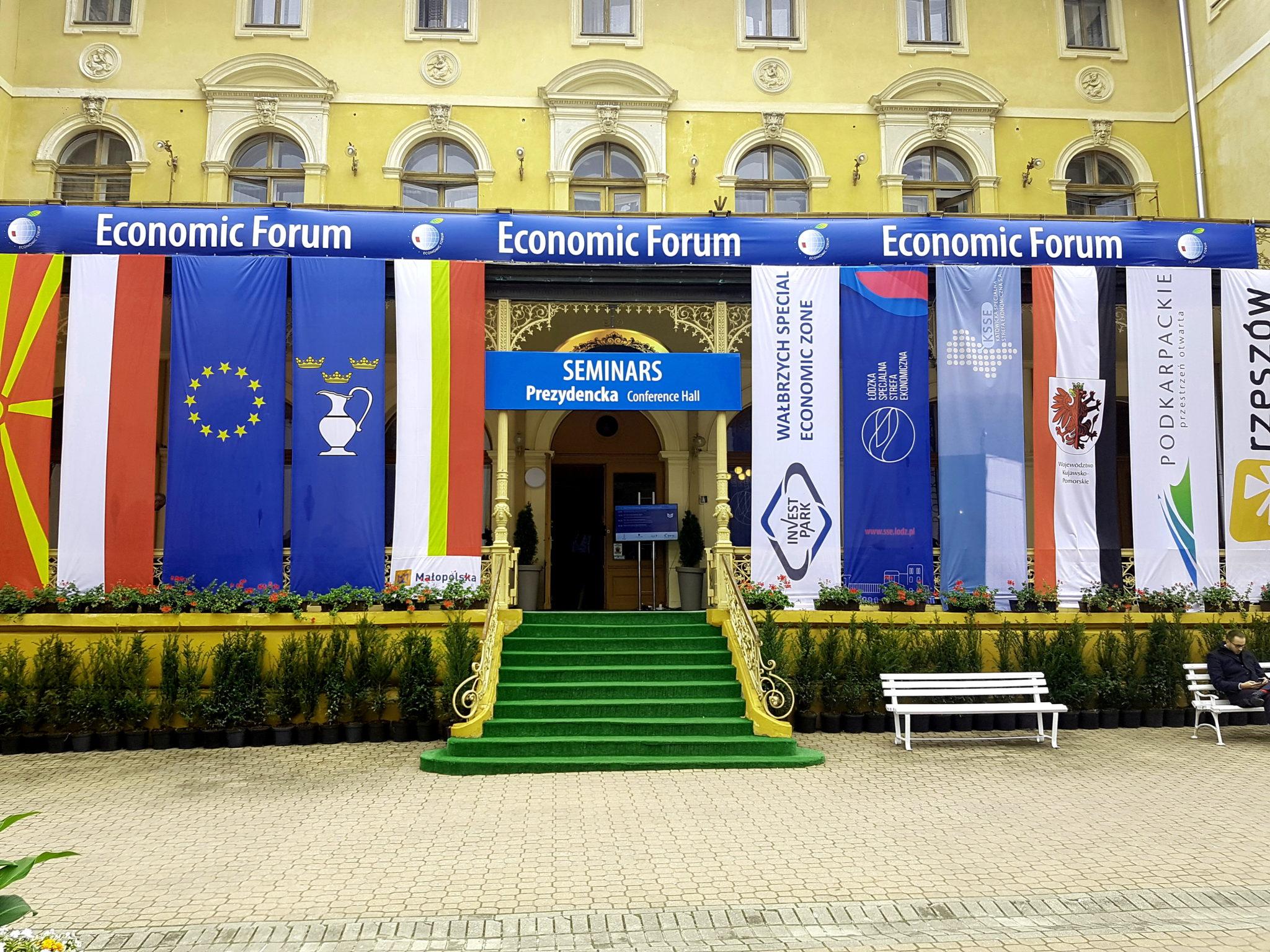 Belvedere Catering by Design ponownie partnerem Forum Ekonomicznego w Krynicy