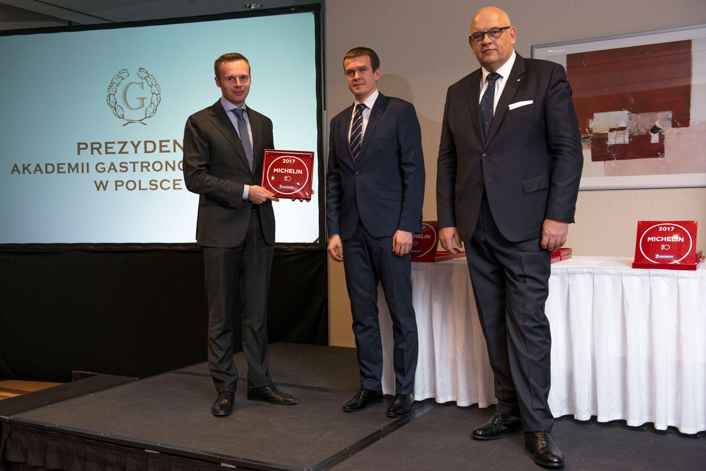 Restauracja Belvedere z Plakietą Michelin 2017